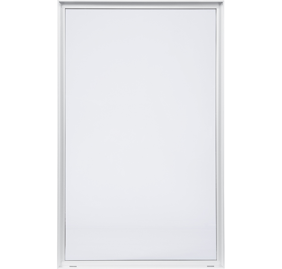 pv aluminum picture ext white