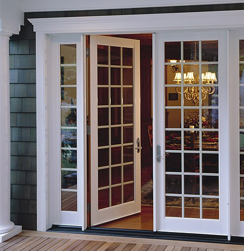 Ultra Series Out Swing French Doors Certified Dealer For Milgard